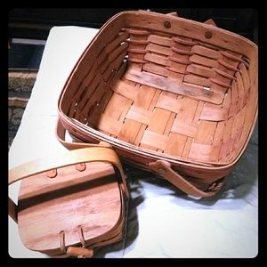 Longaberger Basket Bundle